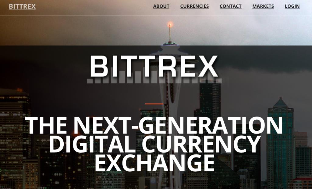 アルトコイン おすすめ取引所 Bittrex